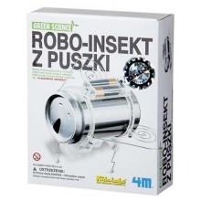 Robo - Insekt Z Puszki - edukacyjny eko-zabawa