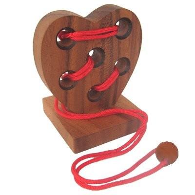 Łamigłówka dla zakochanych - puzzle Only One Love