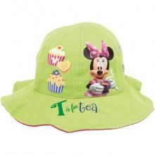 Kapelusz Myszka Minnie 48 Disney Zielony