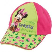 Czapka z daszkiem Myszka Minnie 51 Disney Różowa