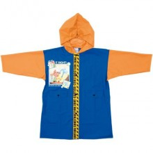 Płaszcz przeciwdeszczowy Złota Rączka niebieski - Disney 4