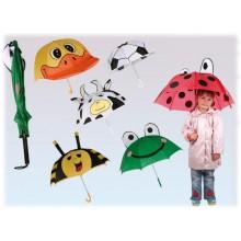Parasolka zwierzaczki