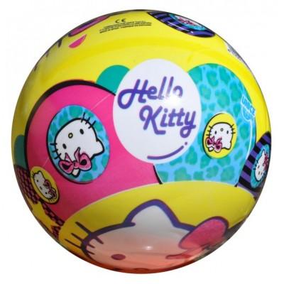 Gumowa piłka dziecięca Hello Kitty - 230 mm