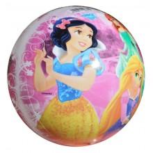 Gumowa piłka dziecięca - Księżniczki - 230 mm
