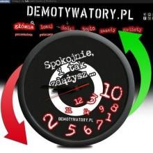 Demotywujący Zegar - Cofa Czas - Demotywatory