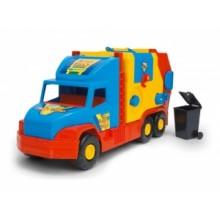 Super Truck Śmieciarka krótka - WADER 36580 - A1