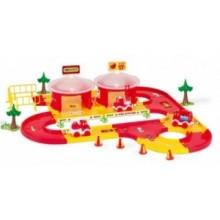 Cars 3D Straż Pożarna WADER 53310 - A1
