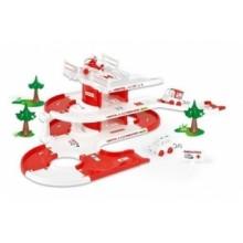 Cars 3D Szpital WADER 53330 - A1