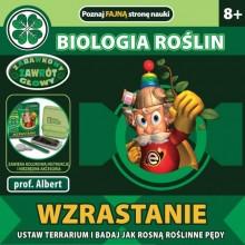 Profesor Albert - Wzrastanie - Biologia Roślin