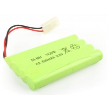 14800 9,6V Ni-MH Batteries - Pakiet - Akumulator