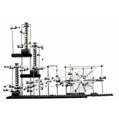 SpaceRail Tor Dla Kulek - Level 7 (32 metry) Kulkowy Rollercoaster