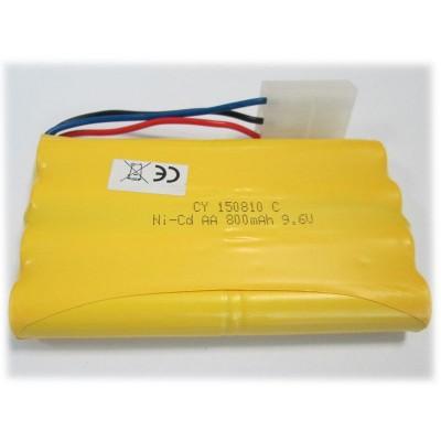 Pakiet Akumulator 800MAH 9,6V Do 4WD01A