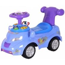 Pojazd odpychacz - samochód 9010072 niebieski D1