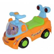 Pojazd, odpychacz - pomarańczowy 361 D1