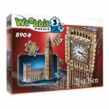 PUZZLE 3D BIG BEN 890 ELEMENTÓW WREBBIT