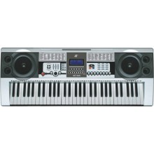 Keyboard MK-922 - duży wyświetlacz LCD, 61 klawiszy