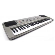Organy Keyboard - Mikrofon, Zasilacz, USB MQ-807