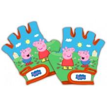Rękawiczki Na Rower Świnka Peppa