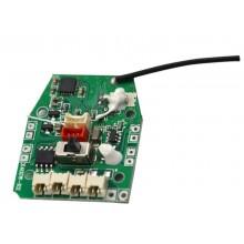 MJX X300 x300-003 Elektronika Pcb Odbiornik