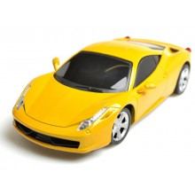 Metalowy Samochód R/C 4ch 1:24 Ferrari