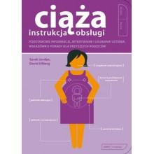 Książka - Ciąża Instrukcja Obsługi