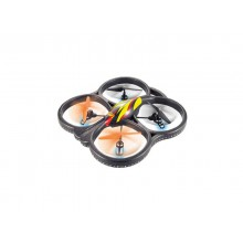Dron quadrocopter XBM-31 2.4 GHz RTF (czarno czerwono żółty)