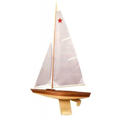 DUMAS - Żaglówka 1121 STAR CLASS (762 mm) KIT