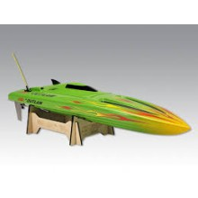 Łódź elektryczna Outlaw JR OBL Combo Plus ARTR (zielona) - Thunder Tiger