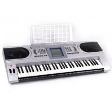 Keyboard MK-920 - 61 klawiszy, podświetlany ekran, 100 rytmów Przeceniony Nr92