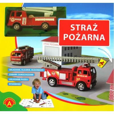 Plansza Do Składania Puzzle Straż Pożarna Alexander