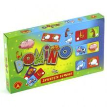 Domino zwierzęta domowe Alexander